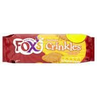 Fox's Butter Crinkles - 200g