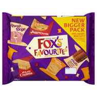Fox's Favourties Assorted Biscuits - 400g