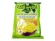 Garvi Gujarat - Fafda Gathia with Chilli Pickle - 285g (pack of 3)