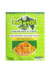 Garvi Gujarat - Pressed Spicy Gram Lentils (Chana Chor Garam) - 285g (pack of 3)