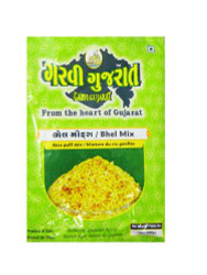 Garvi Gujarat - Rice Puff Mix (Bhel Mix) - 285g (pack of 3)