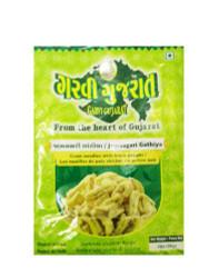 Garvi Gujarat - Thick Noodles with Black Pepper (Jamnagari Gathia) - 285g x 3