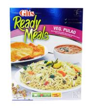 Gits - Ready Meals - Veg Pulao - 265g
