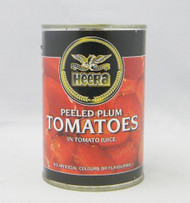 Heera Peeled Plum Tomatoes 400g Pack of 2