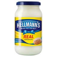 Hellmanns Real Mayonnaise - 400g