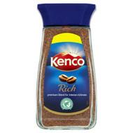 Kenco Freeze Dried Rich Dark Roast - 100g