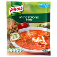 Knorr Minestrone Soup - 62g - Pack of 2 (62g x 2)