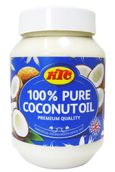 KTC 100% Pure Coconut Oil - 500ml