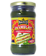 Natco - Bombay Sandwich Spread (hot) - 280g