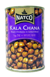 Natco - Kala Chana - 400g (pack of 2)