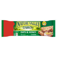 Nature Valley Oats & Honey Bar - 42g - Pack of 3 (42g x 3)