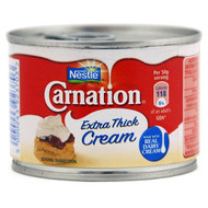 Nestle Carnation topping Extra Thick Cream 170g Pack of 3