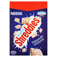 Nestle Frosted Shreddies - 500g - Single Pack (500g x 1 Box)