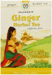 Palanquin Ginger Tea Bags - 80g