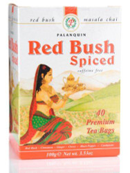 Palanquin's Red Bush Spiced - 40 Tea Bags