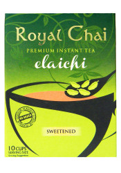Royal Chai - Premium Instant Tea - Cardamom (sweetened) 220g