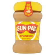 Sunpat Peanut Butter Crunchy - 340g
