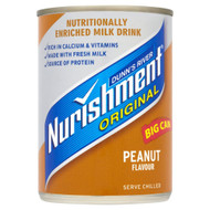 Dunn's River Nurishment Peanut Flavour - 400g - Single Can (400g x 1 Can)