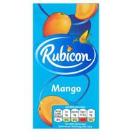 Rubicon Mango - 288ml - Pack of 2 (288ml x 2)