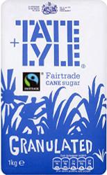 Tate & Lyle Granulated Sugar 15 x 1kg