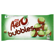 Aero Bubbles Mint Bag - 36g - Pack of 6 (36g x 6 Bags)