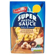 Batchelors Pasta 'N' Sauce Chicken & Mushroom - 122g - Pack of 6 (122g x 6)