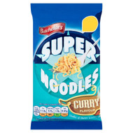 Batchelors Super Noodles Mild Curry - 100g - Pack of 2 (100g x 2)