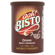 Bisto Gravy Granules Onion - 170g - Pack of 4 (170g x 4)