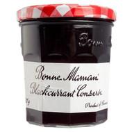 Bonne Maman Blackcurrant Conserve - 370g - Pack of 2 (370g x 2)