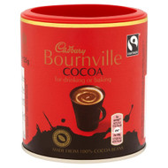 Cadbury Bournville Cocoa - 125g - Pack of 2 (125g x 2)