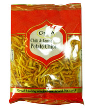 Cofresh - Chilli & Lemon Potato Chips - 175g x 3
