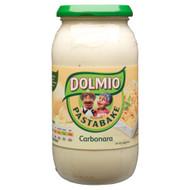 Dolmio Carbonara Pasta Bake - 480g - Single Jar (480g x 1 Jar)