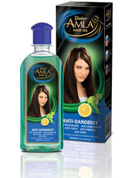 Dabur Amla Antidruff Hair Oil Pack of 3 - 200ml