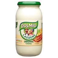 Dolmio Creamy Lasagne Sauce - 470g - Single Jar (470g x 1 Jar)
