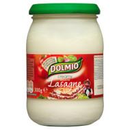 Dolmio Creamy White Lasagne Sauce - 300g - Pack of 2 (300g x 2 Jars)