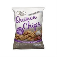 Eat Real Plain Quinoa Chips -1 x 80g