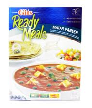 Gits - Ready Meals - Matar Paneer - 285g (pack of 2)
