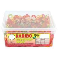 Haribo Friendship Rings - 720g - Approx 300 Pieces