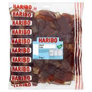 Haribo Giant Cola - 3kg