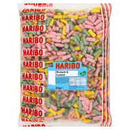 Haribo Rhubarb & Custard - 3kg