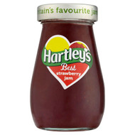 Hartleys Best Strawberry Jam - 340g - Pack of 2 (340g x 2)