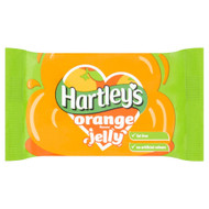 Hartley's Orange Jelly - 135g - Pack of 6 (135g x 6)
