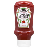 Heinz Tomato Ketchup Topdown - 570g - Pack of 2 (570g x 2)