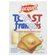 Jacquet French Toast - 200g - Pack of 4 (200g x 4)
