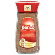 Kenco Freeze Dried Smooth Coffee - 100g - Pack of 2 (100g x 2)