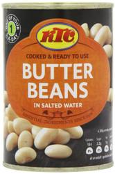 Ktc Butter Beans 12 Pack -12 x 400g