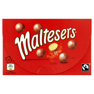 Maltesers Box - 120g - Pack of 4 (120g x 4 Boxes)
