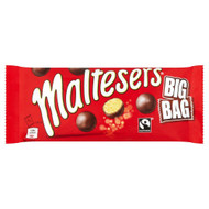 Maltesers Kingsize Bags - 58.5g - Pack of 12 (58.5g x 12 Bags)