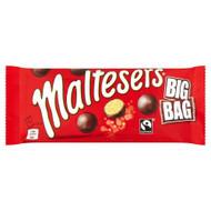 Maltesers Kingsize Bags - 58.5g - Pack of 3 (58.5g x 3 Bags)