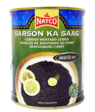 Natco - Sarson Ka Saag - 800g (pack of 2)